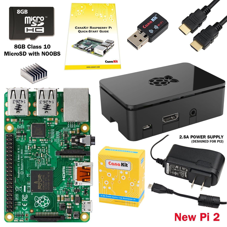 Raspberry Pi 2 Wifi Adapters - poksfirm