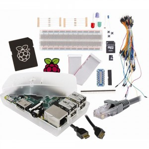 Raspberry Pi Model B+ Project Starter Kit
