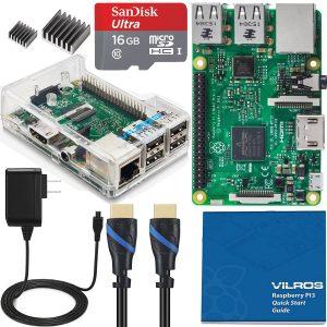 Vilros Raspberry Pi 3 Starter Kit