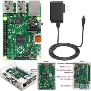 OSOYOO Raspberry Pi 3 DIY Starter Lab Kit for Beginners