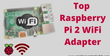 Raspberry Pi 2 WiFi Adapter