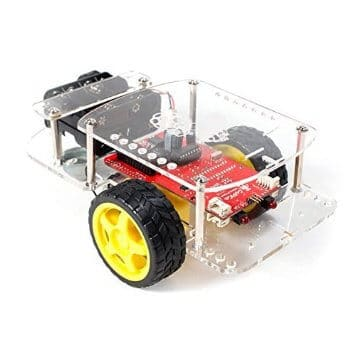 Dexter Industries Raspberry Pi GoPiGo Robot