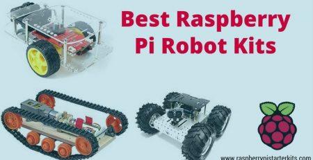 best raspberry pi robot kits