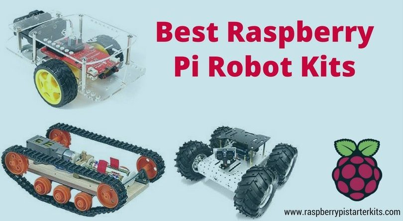 Best Raspberry Pi Robot Kits of 2017 - 2018 | Products and Reviews