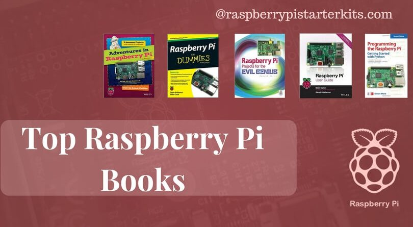 Best Raspberry Pi Books with Project Ideas of 2018 | Start Reading!