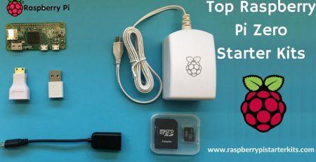 Top Raspberry Pi Zero Starter Kits