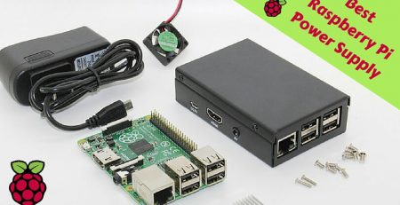 Best Raspberry Pi Power Supply of 2016