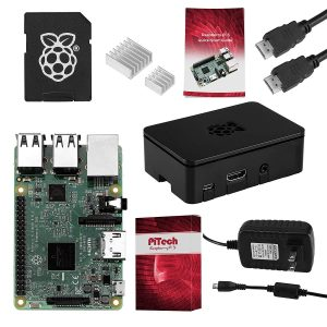 Pi Starter Kit from NeeGo