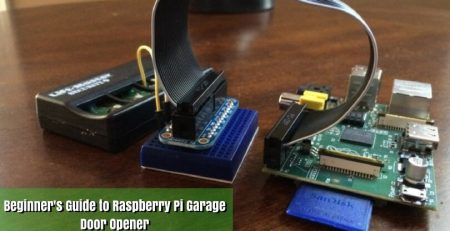 Beginner's Guide to Raspberry Pi Garage Door Opener
