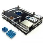 Eleduino Raspberry Pi 3 Acrylic Enclosure Case