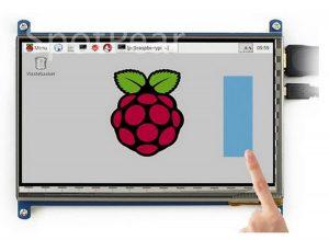 LANDZO 7 Inch Touch Screen