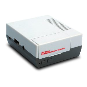 NES Raspberry Pi 2, 3 and B+ Case by Old Skool Tools