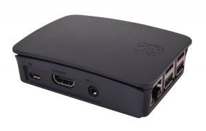 Official Raspberry Pi Case