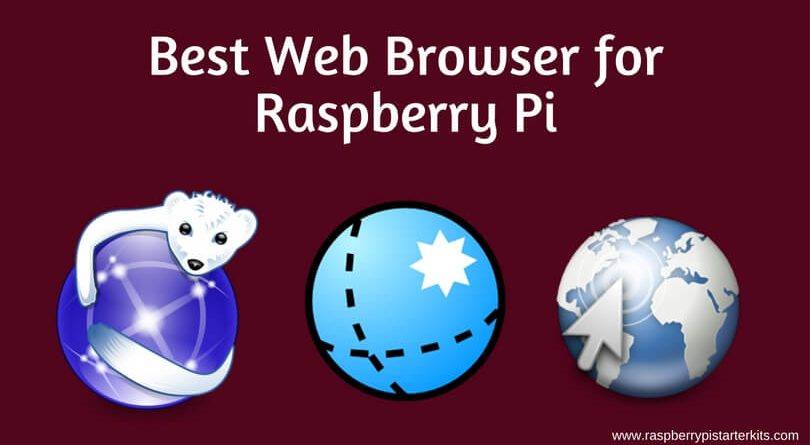 Best Web Browser for Raspberry Pi - A Quick Guide