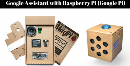 How to Make Google Assistant with Raspberry Pi (Google Pi)
