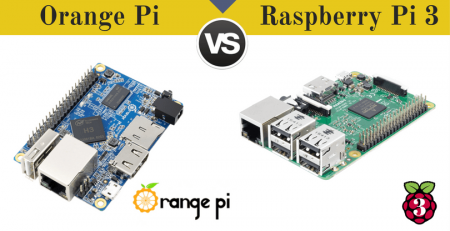 Orange Pi Vs Raspberry Pi 3