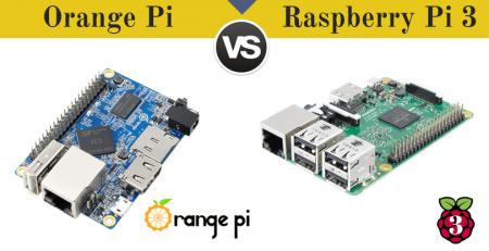 Orange Pi Vs Raspberry Pi 3