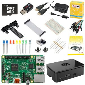 CanaKit Raspberry Pi wifi Complete Starter Kit