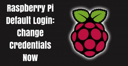 Raspberry Pi Default Login