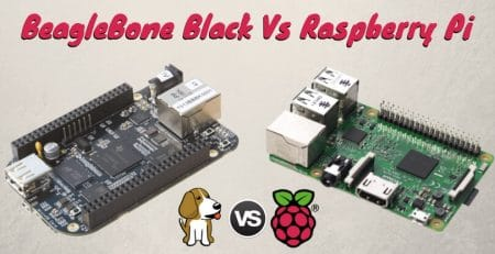 BeagleBone Black Vs Raspberry Pi