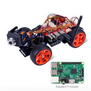 Raspberry Pi Smart Video Car Kit