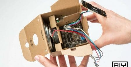 Google is Making AIY Computer Vision Kit for Raspberry Pi