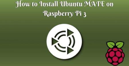 Install Ubuntu MATE on Raspberry Pi