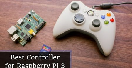 Best Controller for Raspberry Pi 3