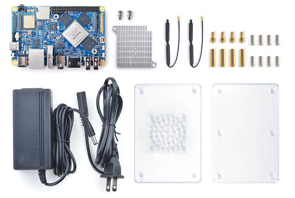 NanoPC-T4 kit