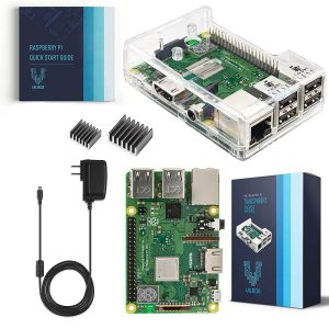 V-Kits Raspberry Pi 3 Model B+
