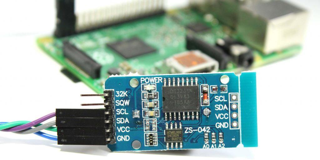 enable the I2C communication